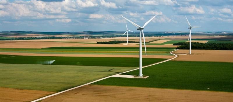 Parc éolien de Quesnoy sur Airaines